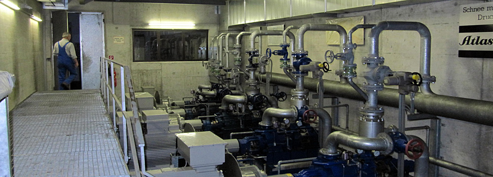 Lech Schlegelkopf Pumpstation